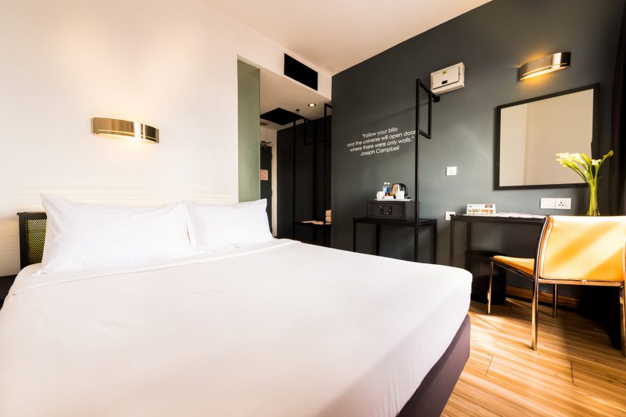 Hotel Sentral Pudu Superior Double Room